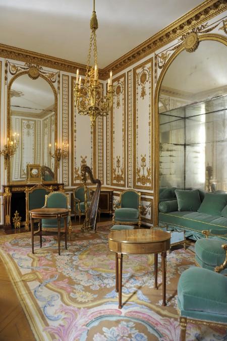 Versailles intime les petits appartements de marie - Les petit meubles de marie ...